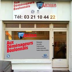 Aux Déménageurs Boulonnais agence de boulogne sur mer
