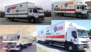 camion artdem 20 ans d'histoire