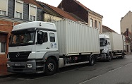camions containers artdem déménagement