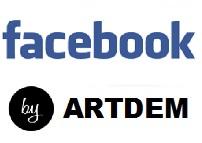 FACEBOOK BY ARTDEM