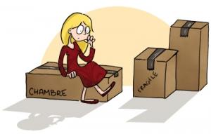 faire cartons déménagement 2 - ARTDEM